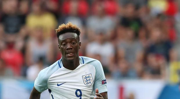 Tammy Abraham plans to be a Swansea loan star this season.