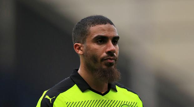 Bournemouth's Lewis Grabban has signed on loan for Sunderland
