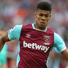 Ashley Fletcher made just two Premier League starts for West Ham last season.