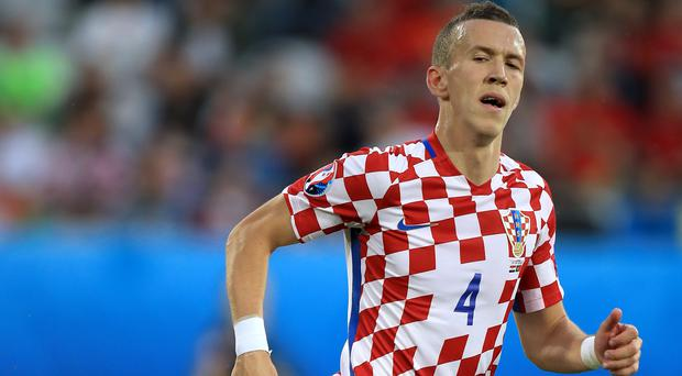 Ivan Perisic has been linked with Manchester United