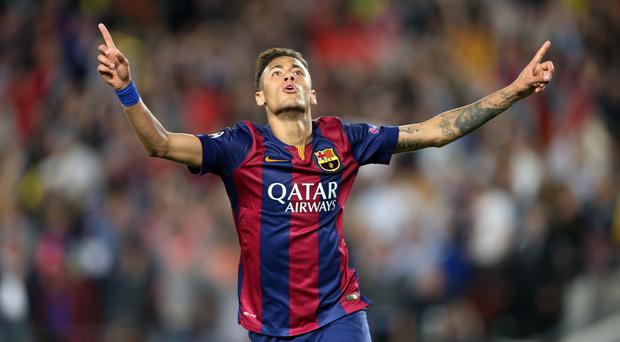 In talks: Neymar could move for all-time record transfer