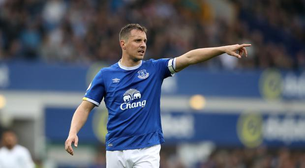 Phil Jagielka joined Everton a decade ago