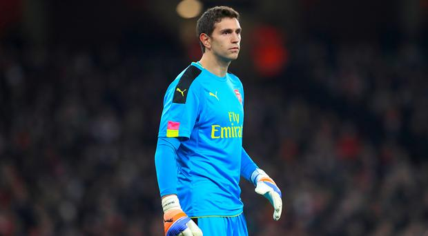 Arsenal's Emiliano Martinez joins Getafe on loan