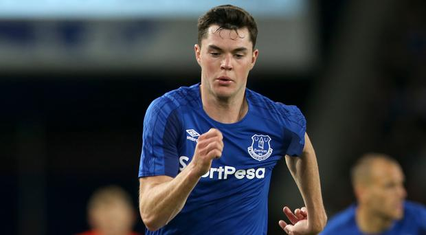Michael Keane joined Everton in a £30million move this summer