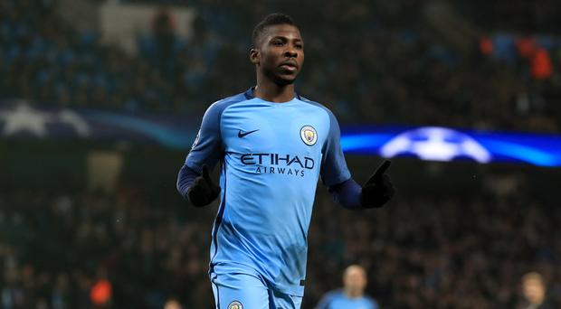 Kelechi Iheanacho has joined Leicester from Manchester City