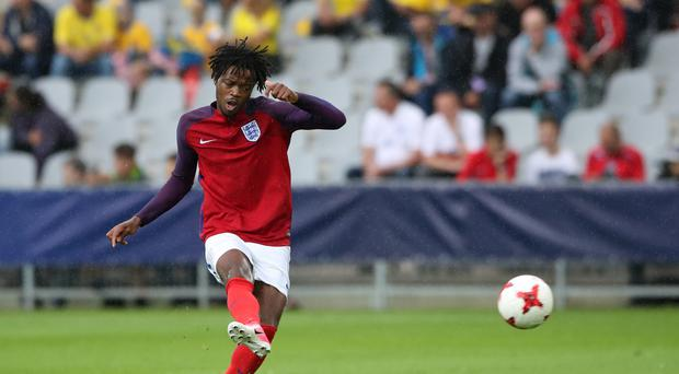 Watford's Nathaniel Chalobah was a regular for the England Under-21s