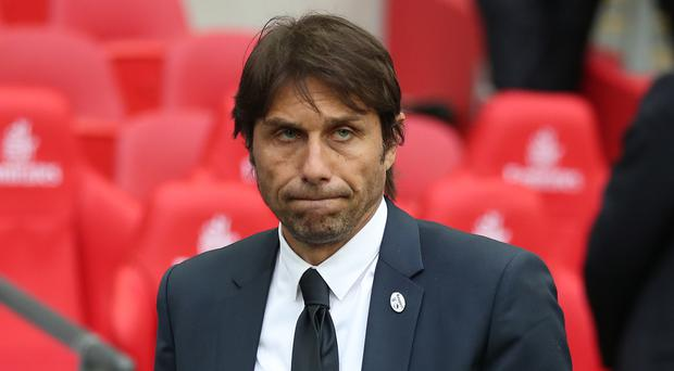 Chelsea head coach Antonio Conte wants a Wembley win over Arsenal in Sunday's Community Shield following May's FA Cup final loss