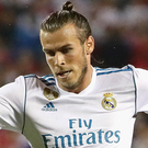 Staying put: Gareth Bale