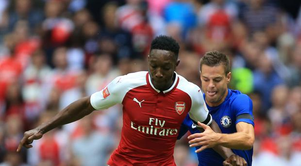 Danny Welbeck is one of several attacking options open to Arsenal boss Arsene Wenger heading into the new season