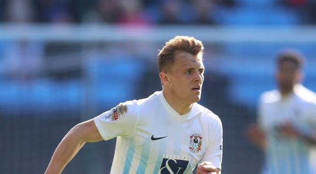 Leicester have signed Coventry's George Thomas