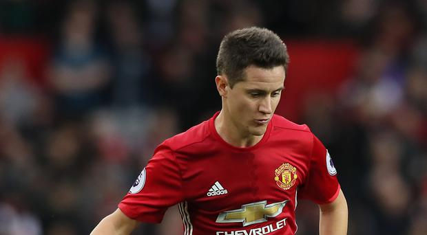 Manchester United's Ander Herrera wants Premier League glory this season