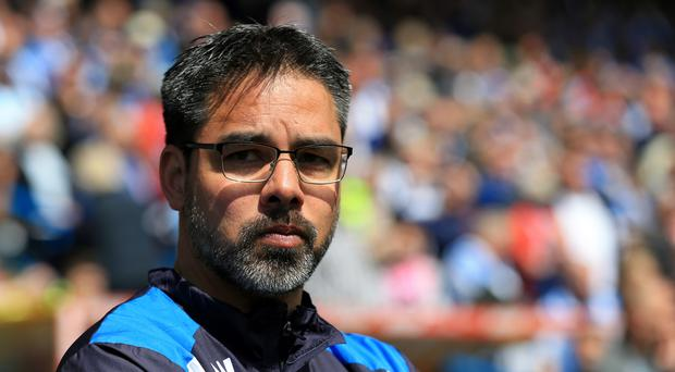 David Wagner's Huddersfield are favourites for the drop