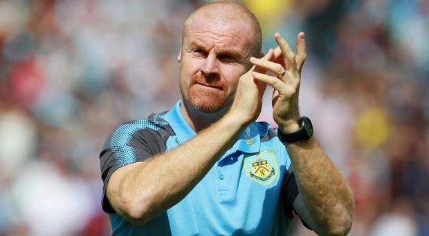 Sean Dyche accepts Burnley struggle to compete financially with their Premier League rivals
