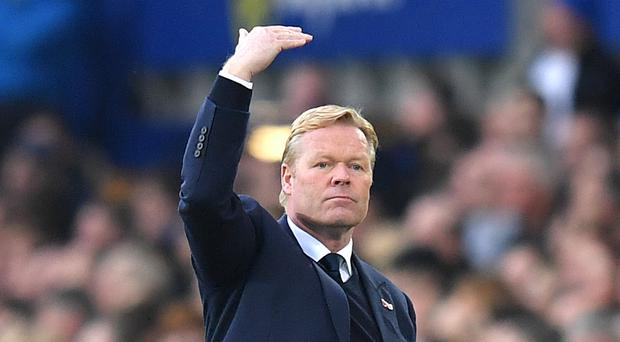 Everton manager Ronald Koeman has spent heavily this summer