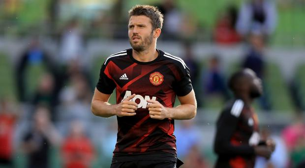 Manchester United skipper Michael Carrick is confident about the season ahead