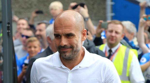 Guardiola: We're buying three more players