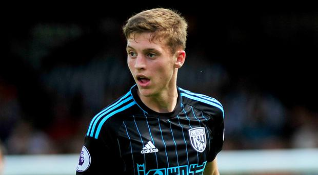 Sam Field started in central midfield in West Brom's win over Bournemouth