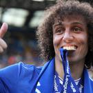 David Luiz returned to Chelsea from PSG on deadline day last summer
