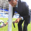 Goal Line Technology was introduced by the Premier League in 2013