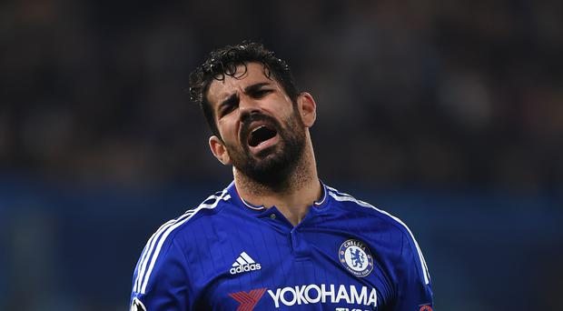 Diego Costa has reiterated his desire to return to Atletico Madrid from Chelsea