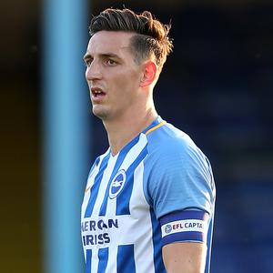 Lewis Dunk made his Brighton debut in 2010