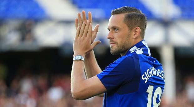 Everton to sign Sigurdsson for £45m