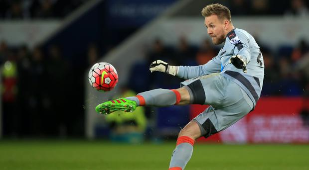 Newcastle keeper Rob Elliot is back in harness for club and country