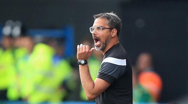 David Wagner's Huddersfield made it back-to-back wins in the Premier League