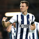In demand: Jonny Evans