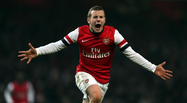 Jack Wilshere's Arsenal future remains in the balance as he enters the final year of his contract
