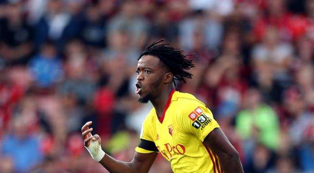 Nathaniel Chalobah has started both of Watford's Premier League games so far this season.