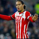 The future of Virgil van Dijk remains a hot topic at Southampton