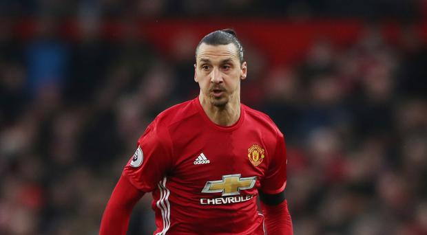 Zlatan Ibrahimovic signed a one-year deal with Manchester United on Thursday.