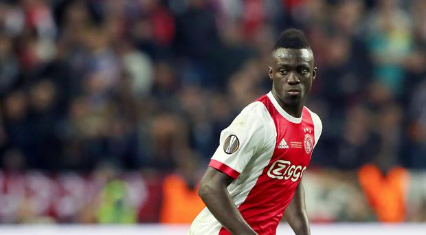 Former Ajax defender Davinson Sanchez is set to make his first appearance for Tottenham on Sunday