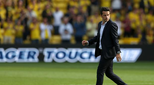 Watford boss Marco Silva: I've spoken to Britos