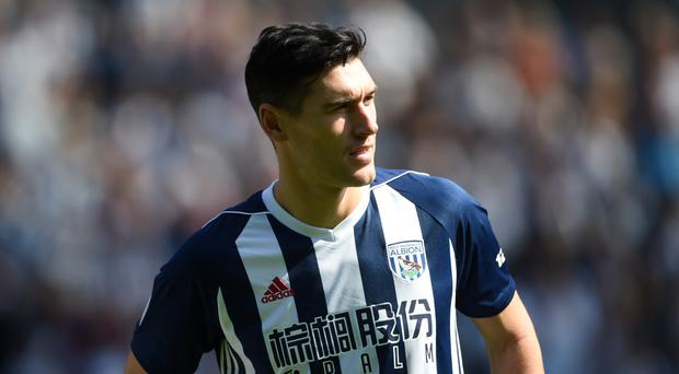 Gareth Barry impressed for West Brom against Stoke