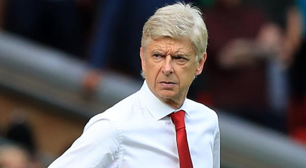 Arsene Wenger's Arsenal were comprehensively beaten at Anfield