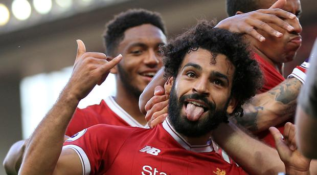 Liverpool thrashed Arsenal 4-0 at Anfield