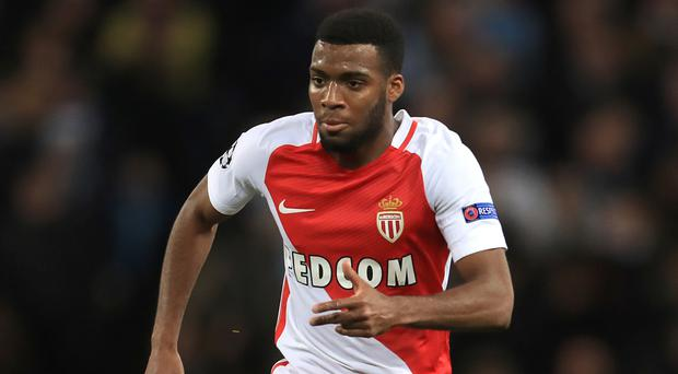 Monaco's Thomas Lemar is a reported Liverpool target