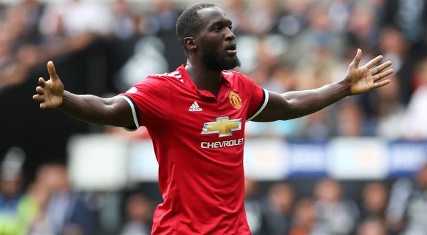 Romelu Lukaku joined Manchester United from Everton