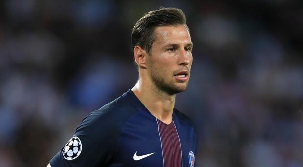 West Brom sign Polish midfielder Krychowiak on loan from PSG