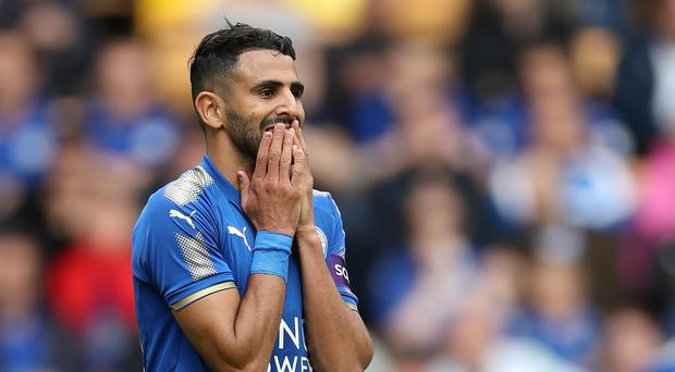 Mahrez Leaves Algeria Camp To Finalise Move