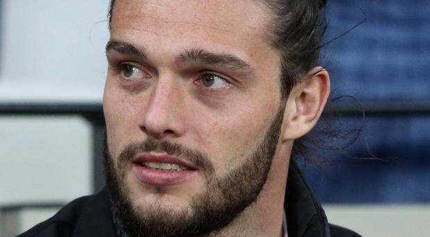 Footballer Andy Carroll gave evidence at Basildon Crown Court