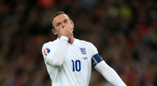 Wayne Rooney is England's record goalscorer