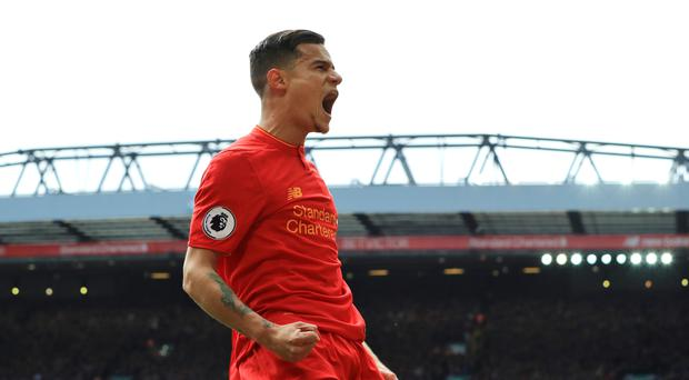 Liverpool have always maintained Philippe Coutinho was not for sale