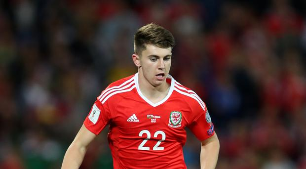 Ben Woodburn, 17, was Wales' hero against Austria on Saturday evening