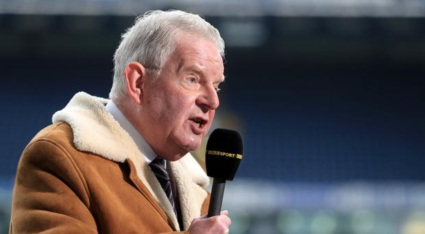 John Motson is hanging up his BBC mic at the end of the season