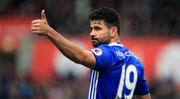 Is a Chelsea return on for Diego Costa?