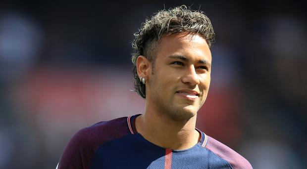 Neymar moved from Barcelona to Paris St Germain during the summer transfer window