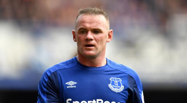 Koeman disappointed with Rooney incident but vows to pick Everton forward